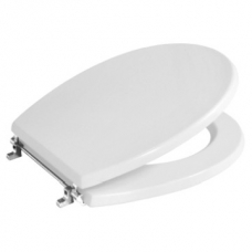 Orchid Toilet Seat White