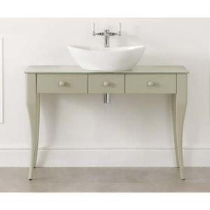 Bosa Vanity Table 1119 x 758mm Light Grey