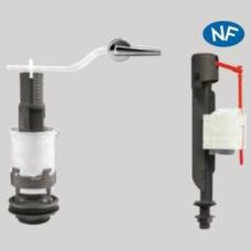 Mxjf Front Flush Mech (2 Inch) + Jollyfill Bi, Close Couple, Cp Abs Handle